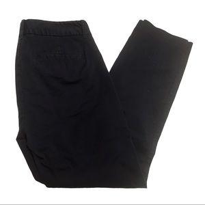J. CREW Frankie Chino Navy Pants Size 6